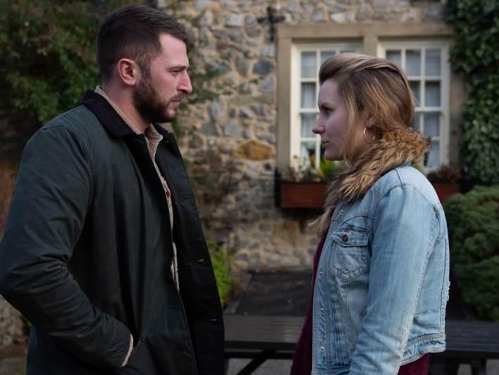 Dawn on Main Street - Emmerdale - ITV