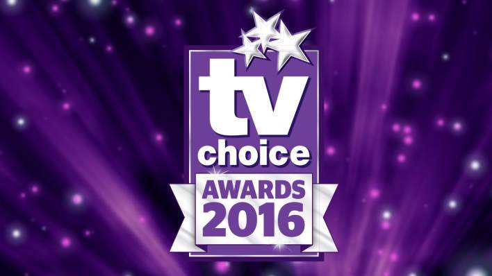 tvchoice awards logo - Emmerdale - ITV