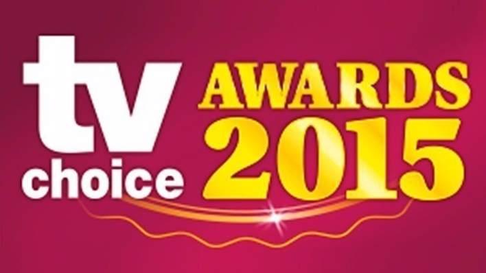 TVChoice Awards 2015 logo