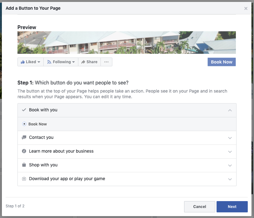 Turn Your Facebook Page Into A Direct Booking Engine In 3 Minutes Dyna Marketing