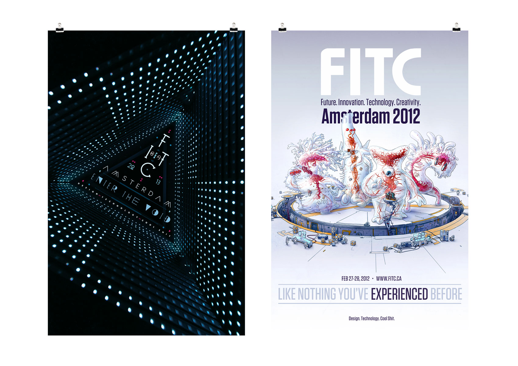 FITC posters 2013-2012
