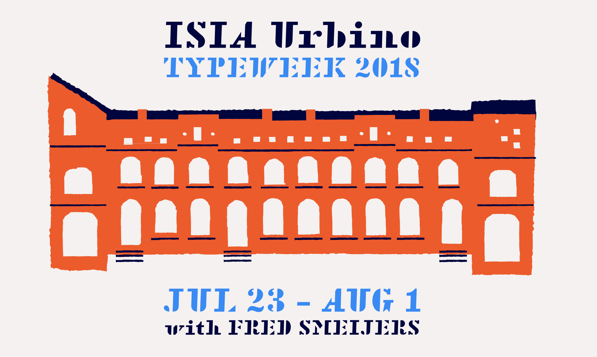 ISIA Type Week 2018