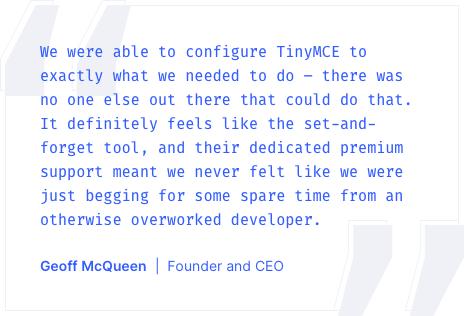 Geoff Mcqueen Quote