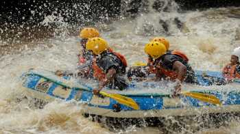 6th Annual White Water Rafting Challenge