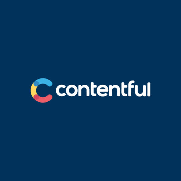 Contentful is an API-first CMS (or headless CMS)