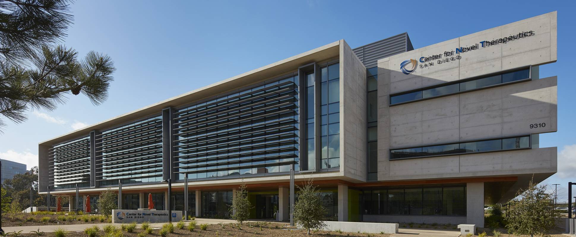 Center for Novel Therapeutics