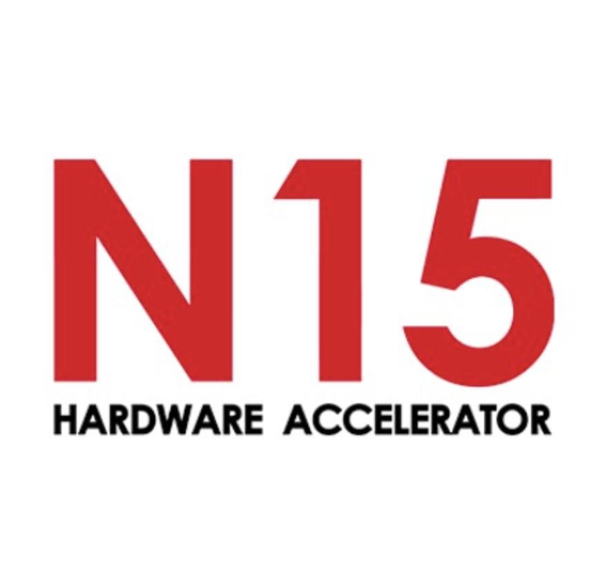 N15 logo