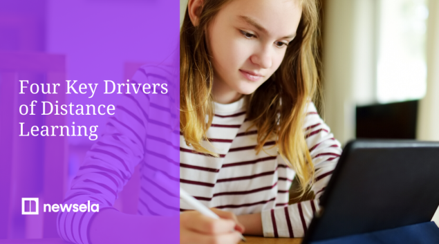 4 key drivers of distance learning Hero Image - Curriculum & Leadership