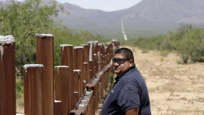 For Native Americans, US-Mexico border is an