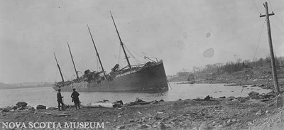Halifax Shipwreck Disaster Explosion