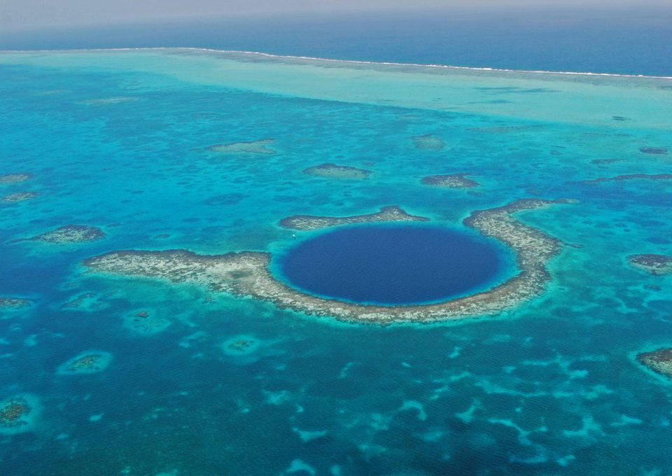 Belize Blue Hole expedition