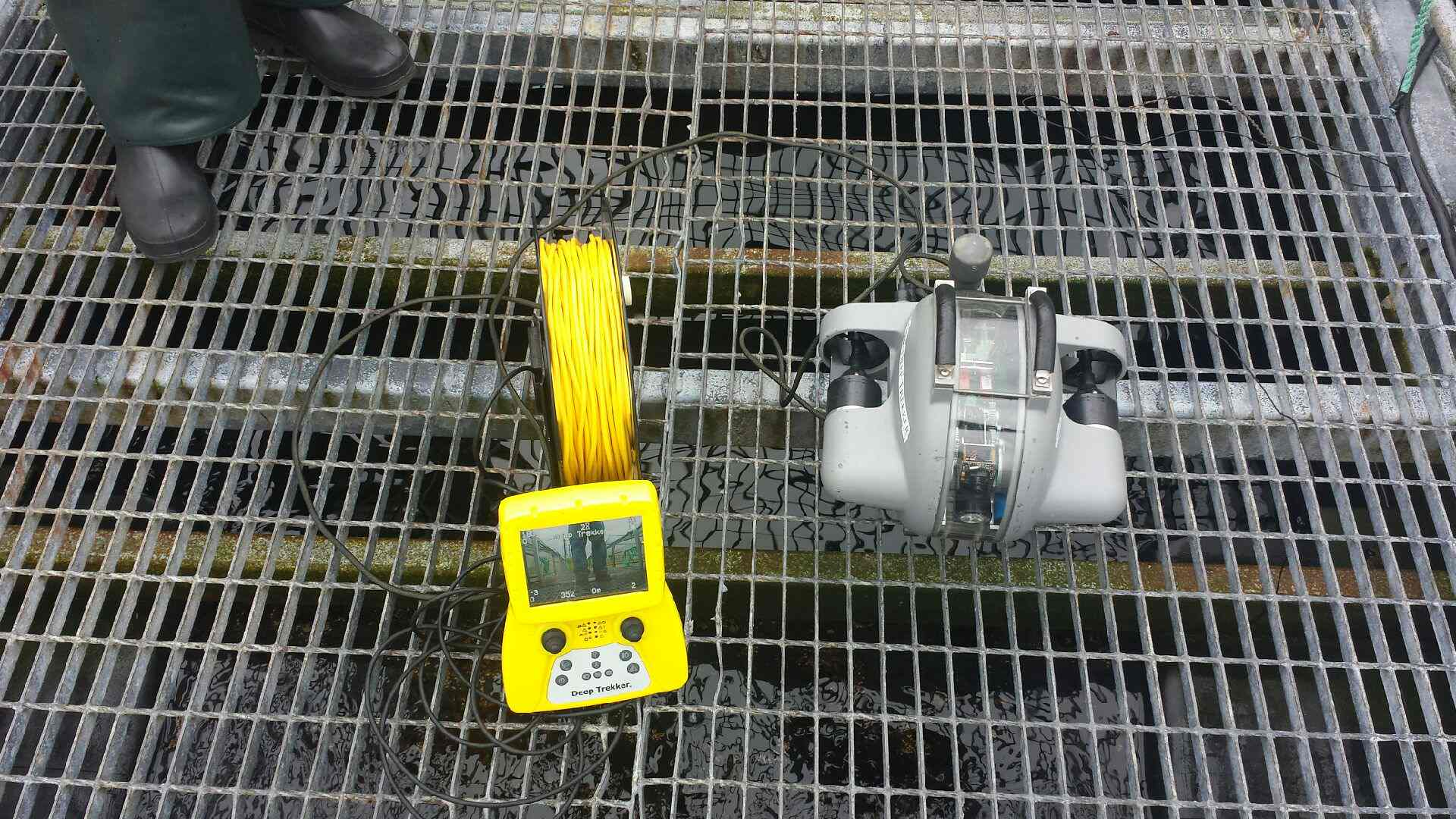 ROV on Farm