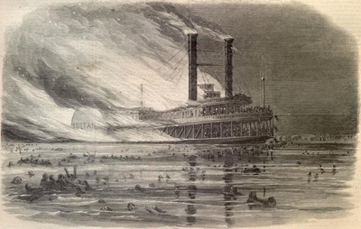 Sultana Shipwreck Disaster