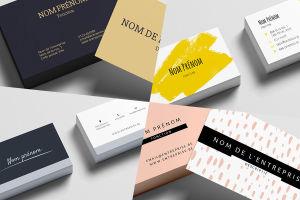 10 Designs Gratuit Pour Vos Cartes De Visite