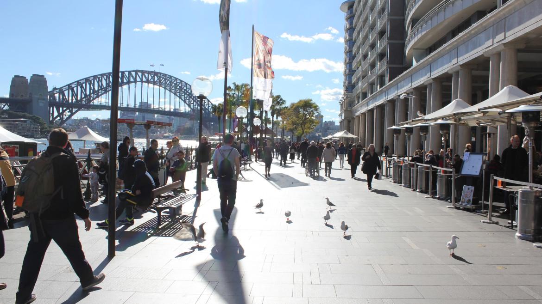 East Circular Quay Sydney New Year S Eve