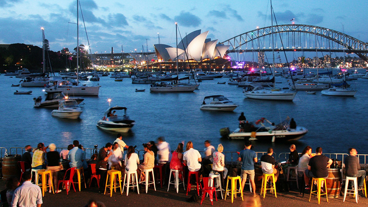 New Years Eve All You Can Drink Sydney