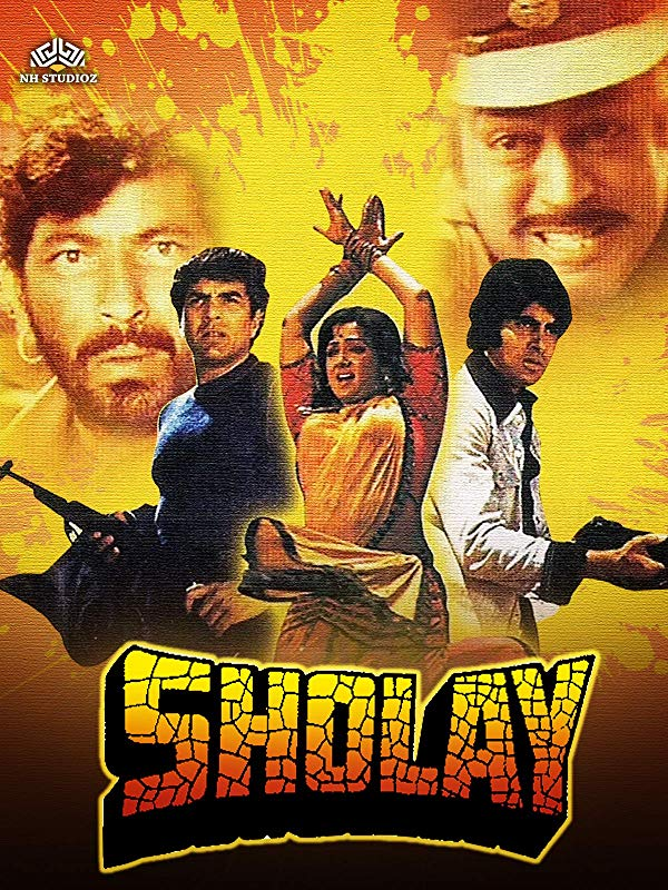 Sholay Gets Its Streaming Moment