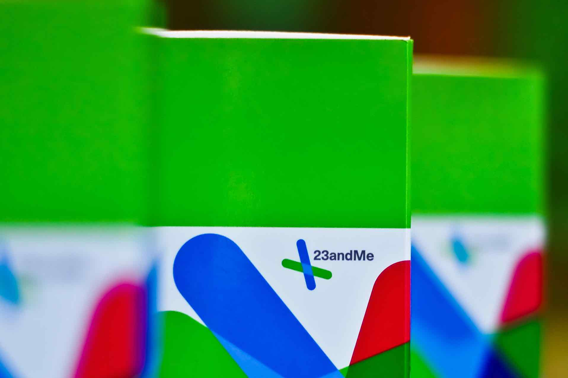 23andMe genetic testing kit (Nosha, via Flickr)