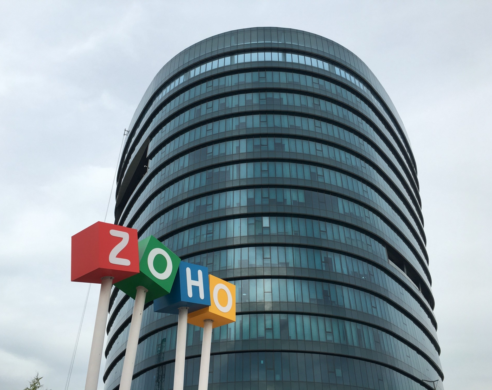 Zoho headquarters in Chennai, India (Samuel John)