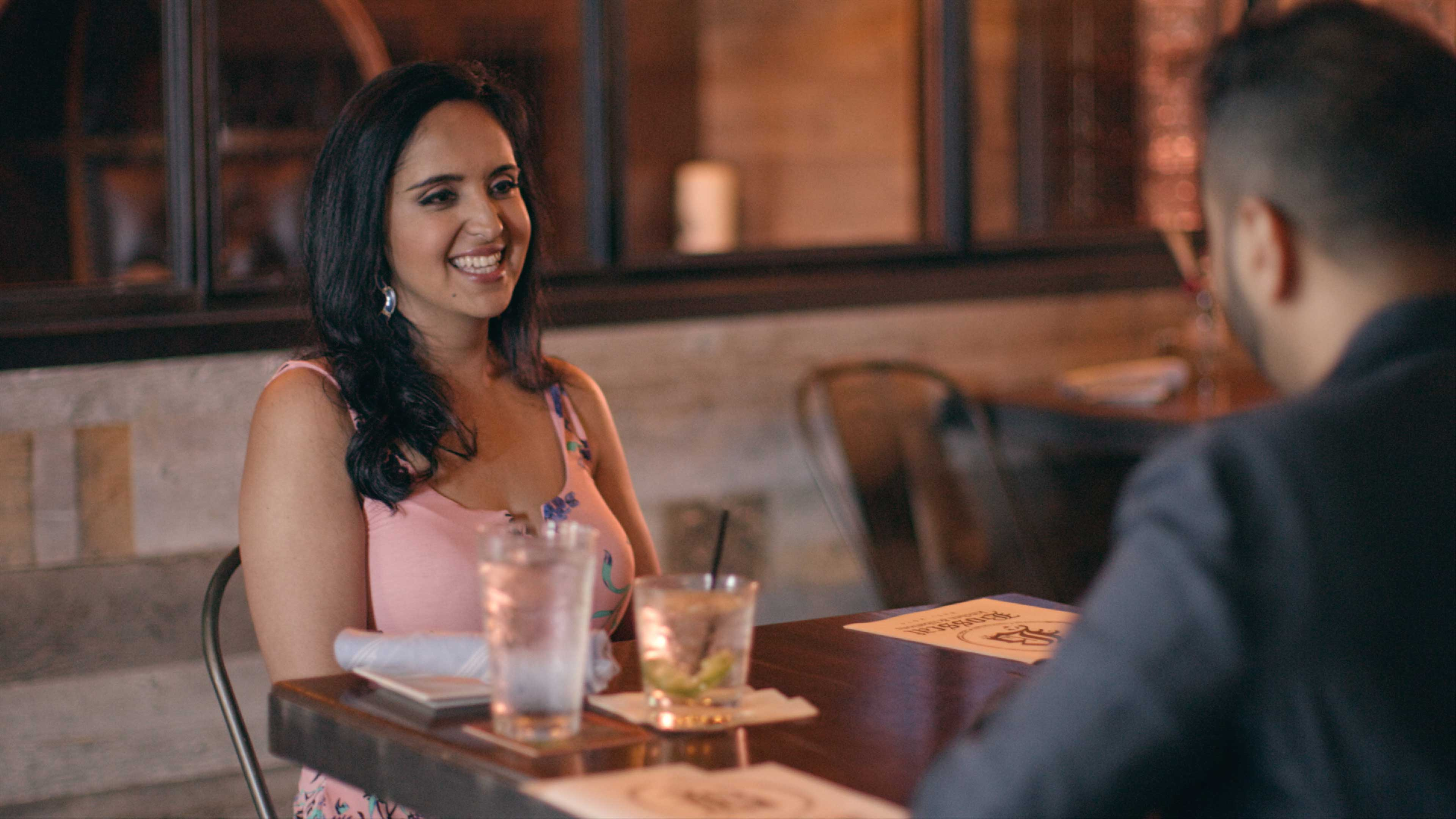 "Houston lawyer Aparna Shewakramani, now 35, is one of the South Asian Americans who participated in the first season of Netflix's ""Indian Matchmaking"" reality show. (Netflix)"