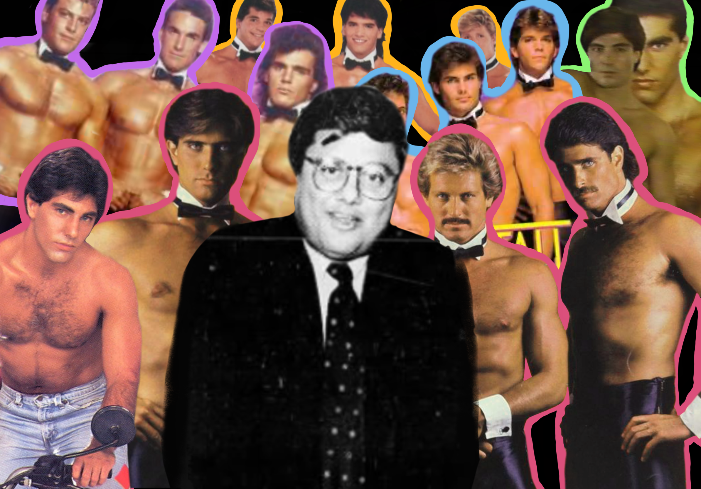 Steve Banerjee opened Chippendales in 1978.