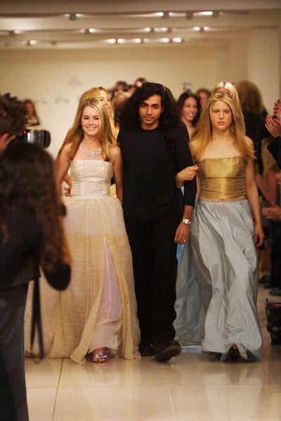 Anand Jon with Amanda Hearst and Marisa Bregman. (Anand Jon)