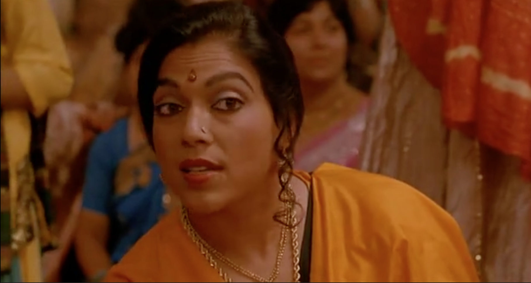 "Director Mira Nair in ""Mississippi Masala."" (Cinecom Pictures)"