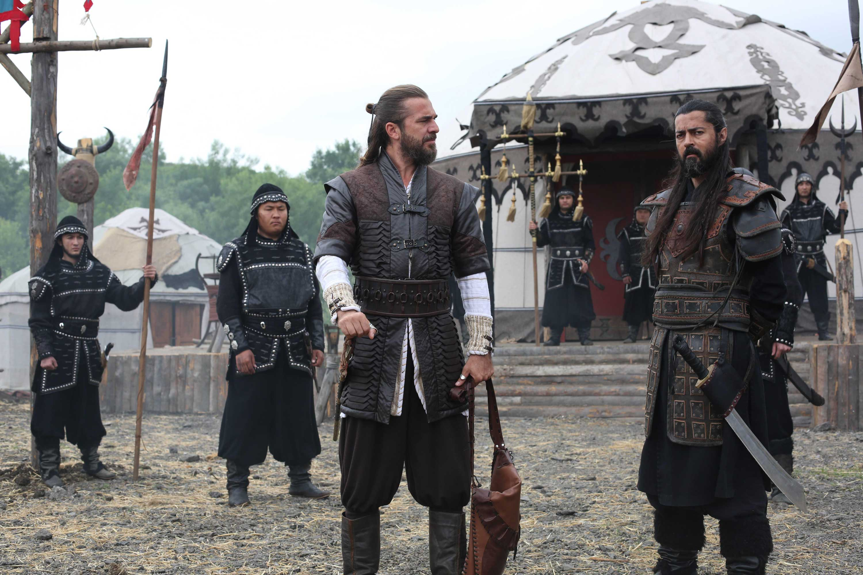 "Most English-speaking viewers likely would have started watching ""Resurrection: Ertuğrul"" when the English-subtitled version of the show showed up on Netflix in 2017. (TRT 1)"