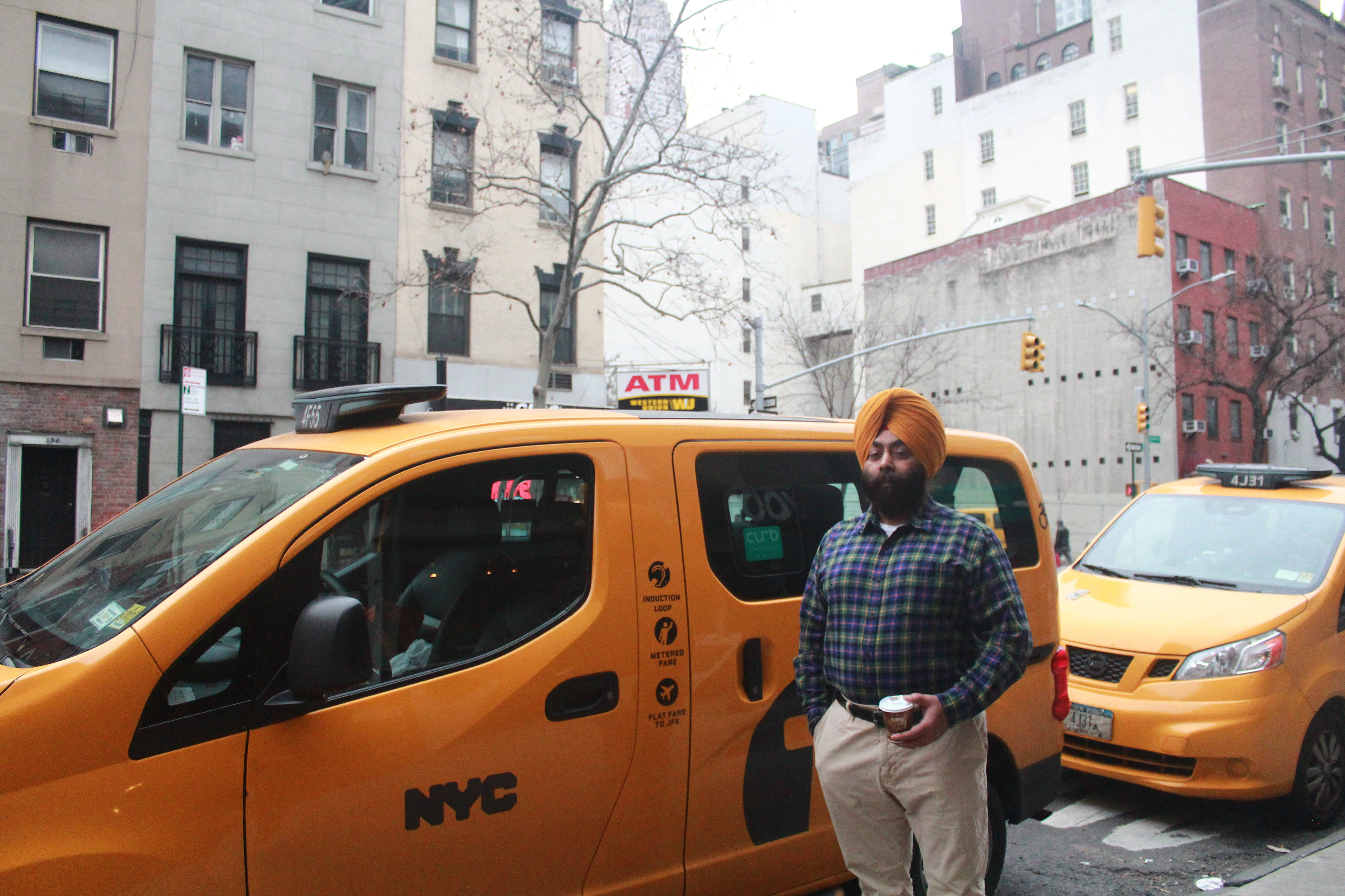 Taxi Drivers Navigate a City Stacked Against Them