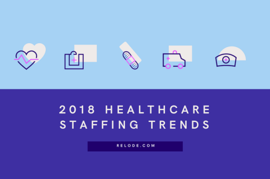 healthcare staffing trends 2018