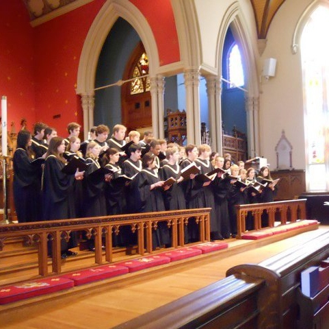 Photo of Vanderbilt University Concert Choir