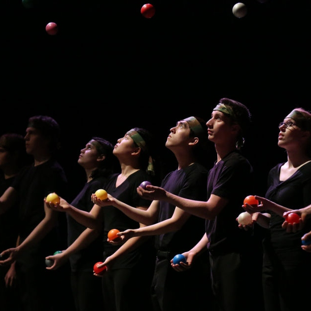 Photo of Juggling and Physical Arts Club (JPAC)
