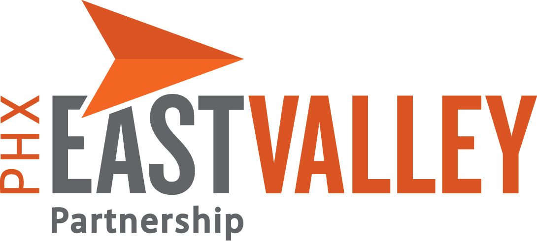 PHX East Valley Partnership Logo