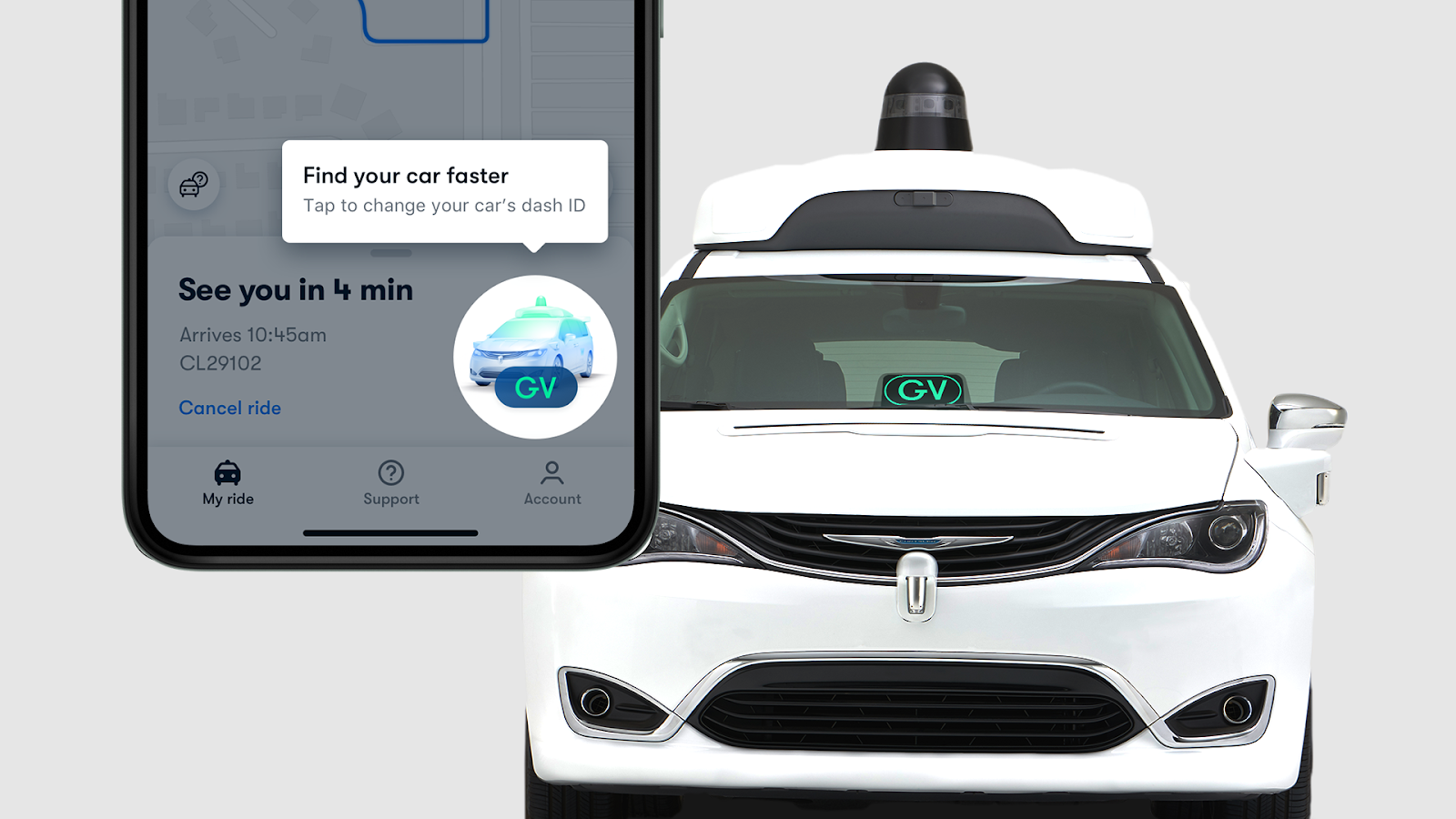 Waymo's Fully Autonomous Ride-Hailing Service Has New Features
