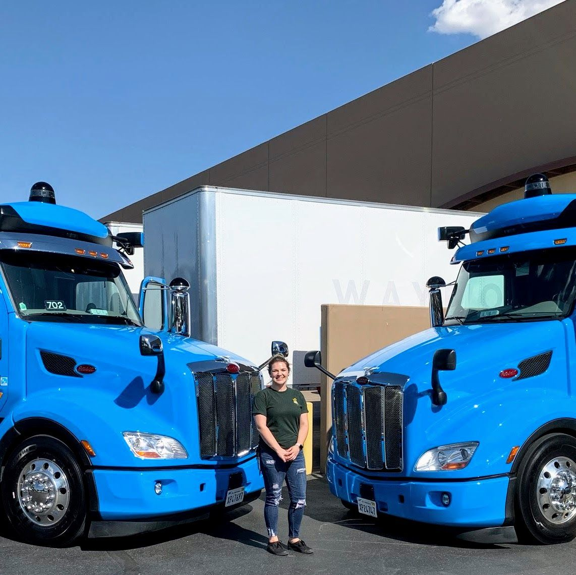 Waymo's Technology Creates New Roads for Women in Trucking