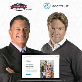 The Travel Plan by Inman and GoodTrust launch digital end-of-life services