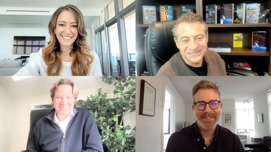 Abundance interview with Peter Diamandis and GoodTrust