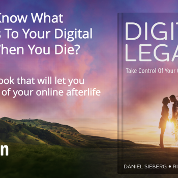 "INTRODUCTION: ""Digital Legacy: Take Control of Your Online Afterlife"""