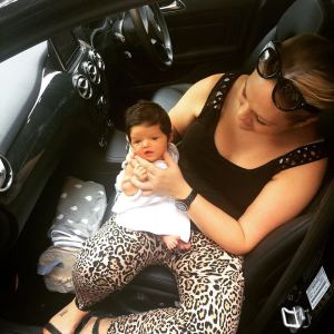 Emmy and Ishq Baby
