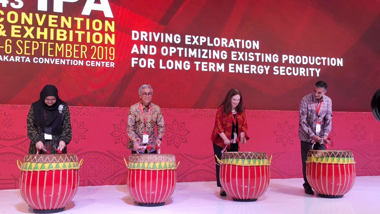 The 43rd IPA Convex, Echoing the Optimism of Oil and Gas Exploration in Indonesia