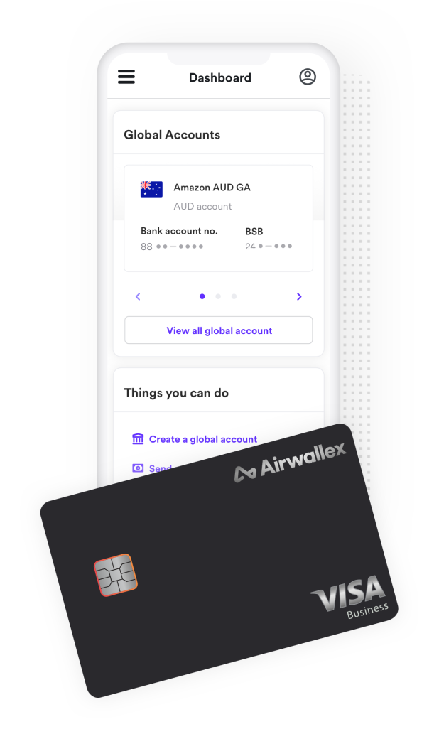 Payment platform sending money to Malaysia from Australia