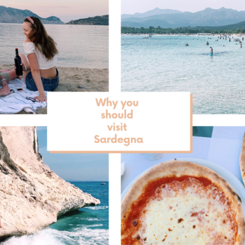 Why you should visit Sardegna