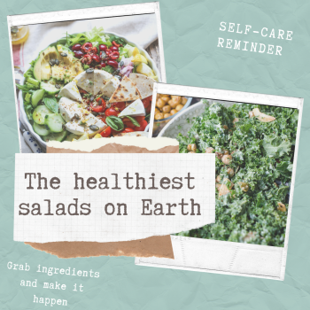 The healthiest salads on Earth