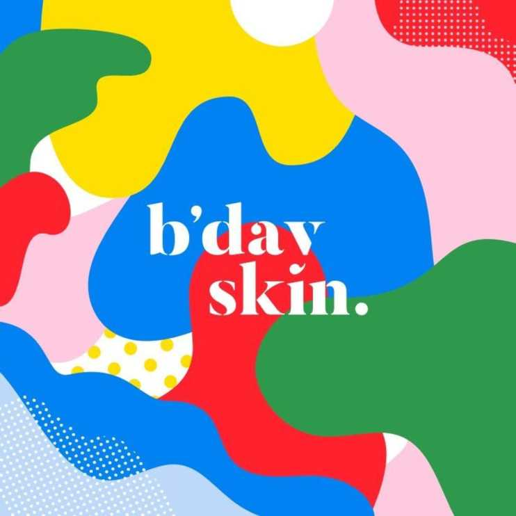 B'day skin podcast, skincare podcast