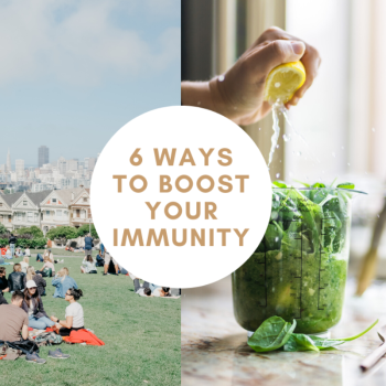 ways to boost your immunity