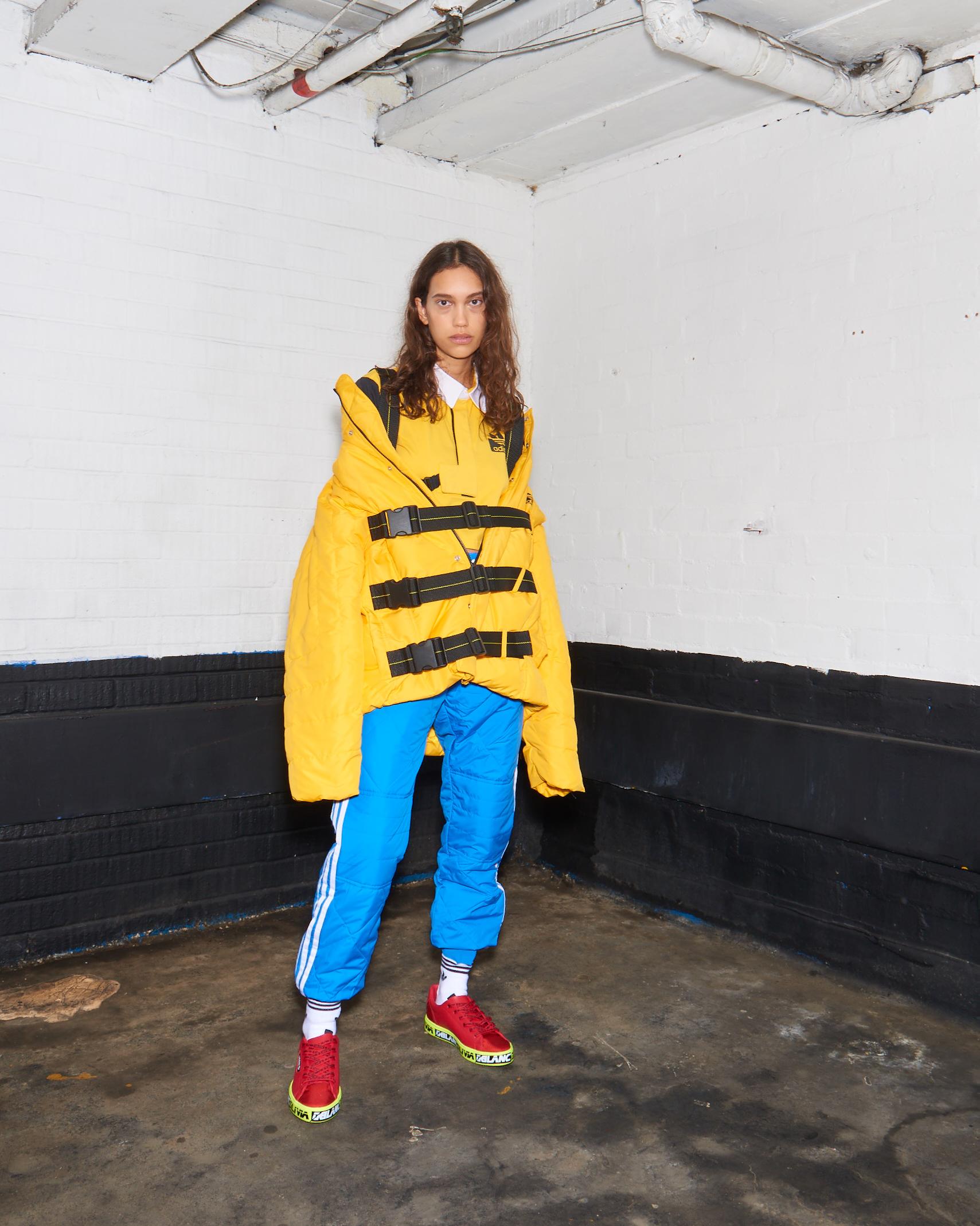 x Olivia Oblanc Adidas Originals x Adidas Originals Oblanc Originals Adidas Olivia x I9EHDW2