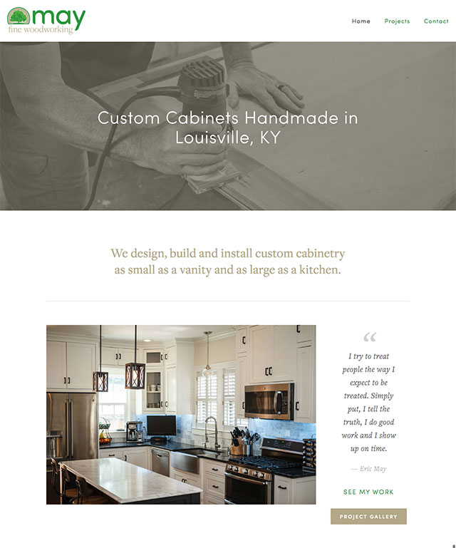 may fine woodworking homepage