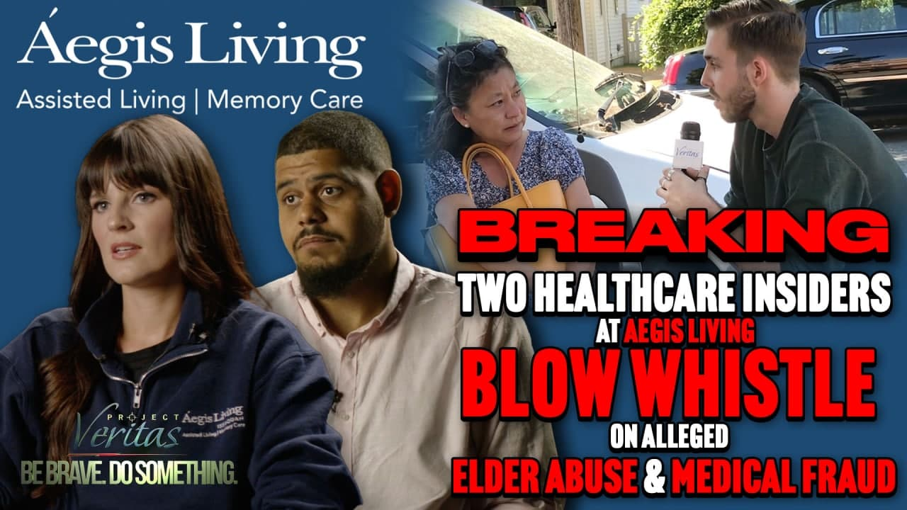 Healthcare Insiders at Aegis Living Blow Whistle on Alleged Elder Abuse