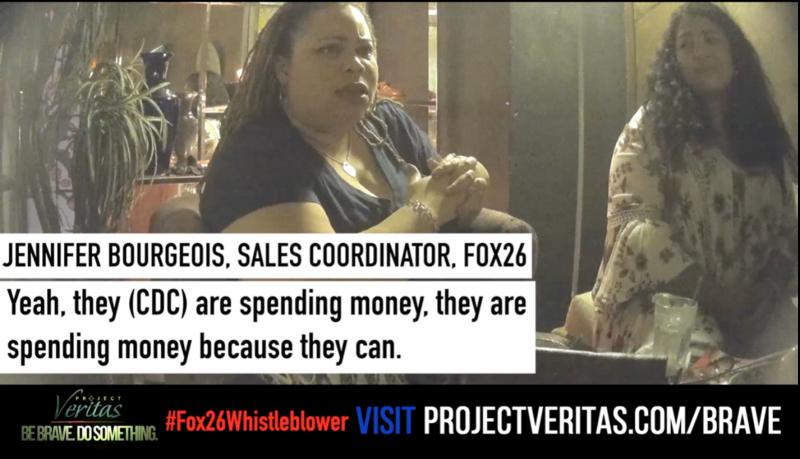 "elle8 BREAKING: Fox 26 Reporter Releases tape of 'Corruption,' 'Censorship.' Fox Corp Boss told Hecker ""cease & desist"""