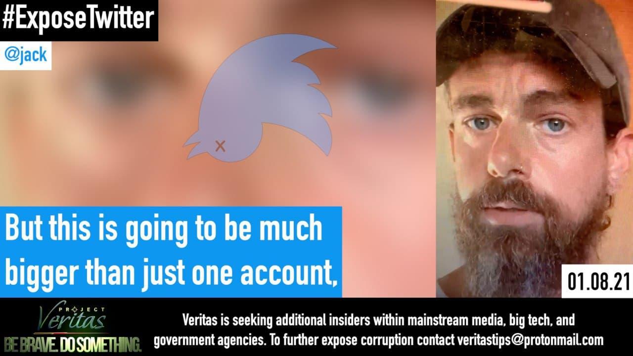 Warum wurde Jack Dorsey nicht verhaftet, denn er unter Eid über die Zensurpolitik von Twitter gelogen